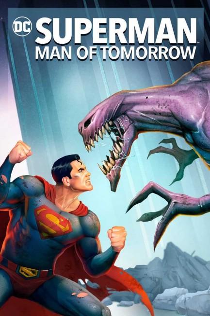 Superman: Man of Tomorrow (2020) poster