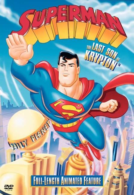 Superman The Last Son of Krypton (1996) poster