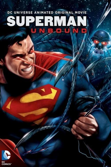 Superman Unbound (2013) poster