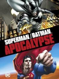 Superman and Batman Apocalypse (2010) poster