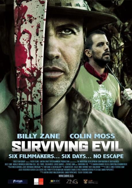 Surviving Evil (2009) poster