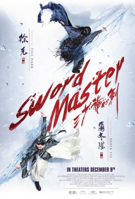 Sword Master (2016) poster
