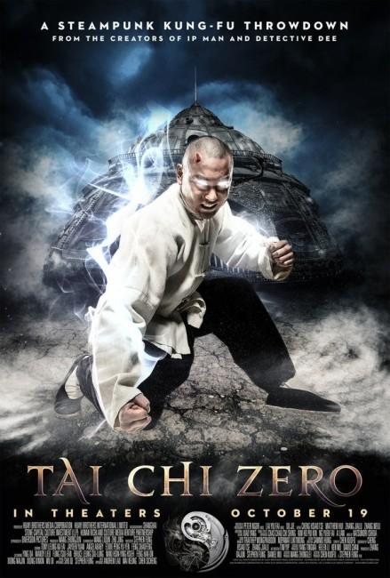 Taichi Zero (2012) poster