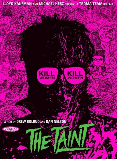 The Taint (2010) poster