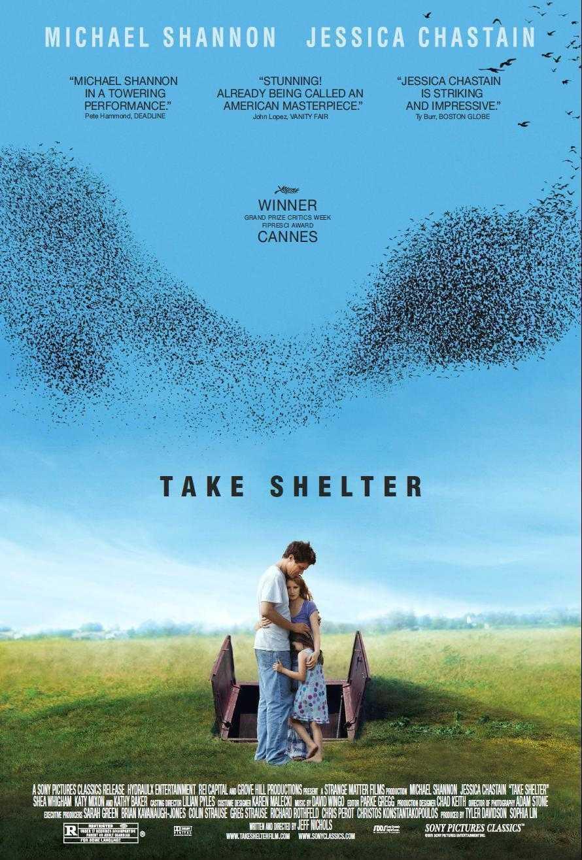 Take Shelter (2011) poster