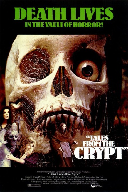 Tales from the Crypt (1972) poster