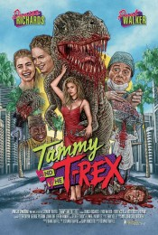 Tammy and the T-Rex (1994) poster