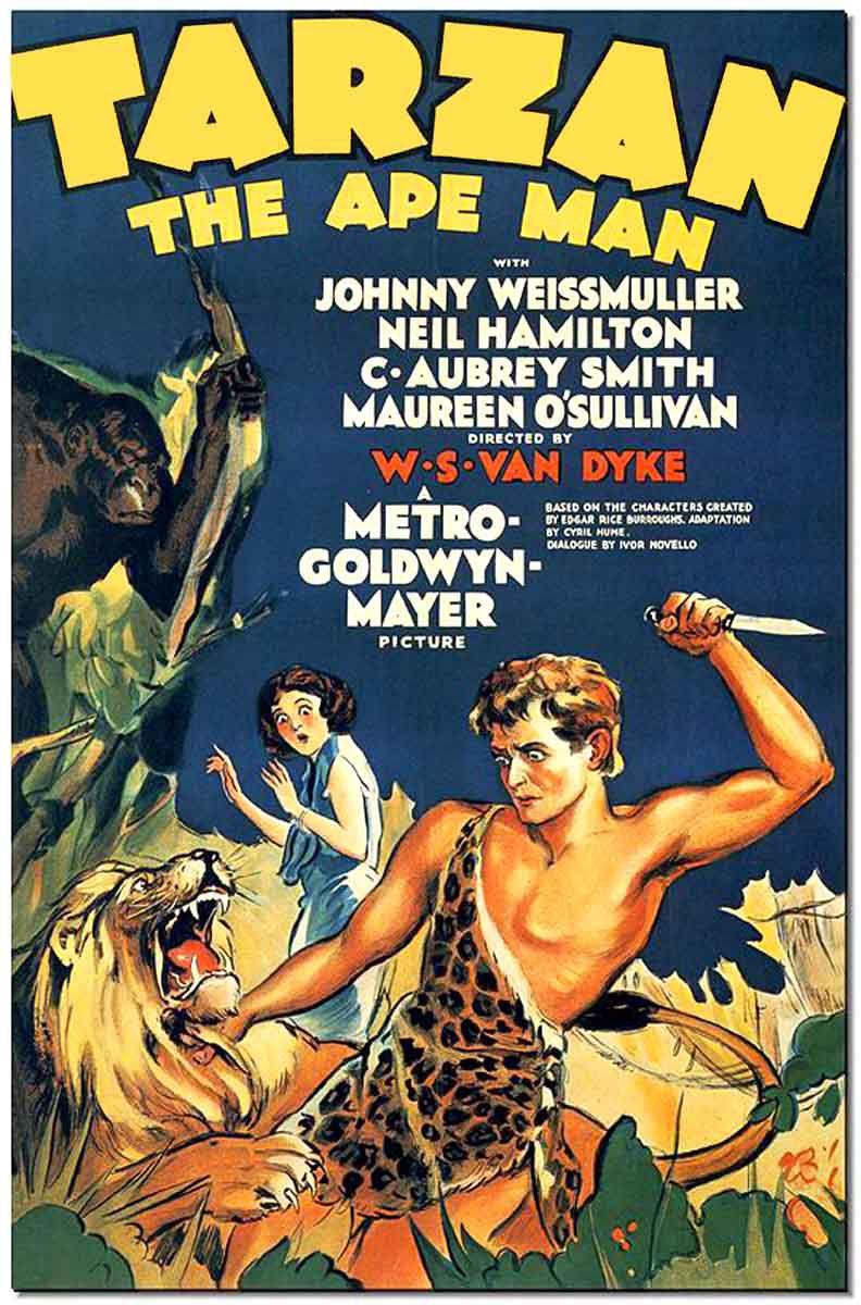Tarzan 1932
