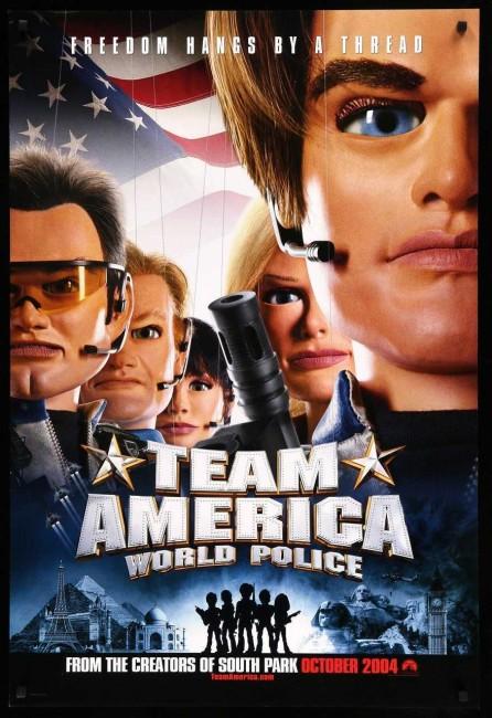 Team America: World Police (2004) poster