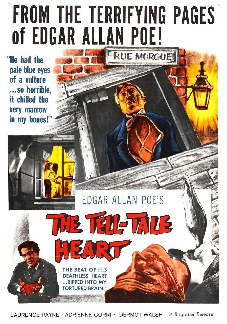 The Tell-Tale Heart (1960) poster