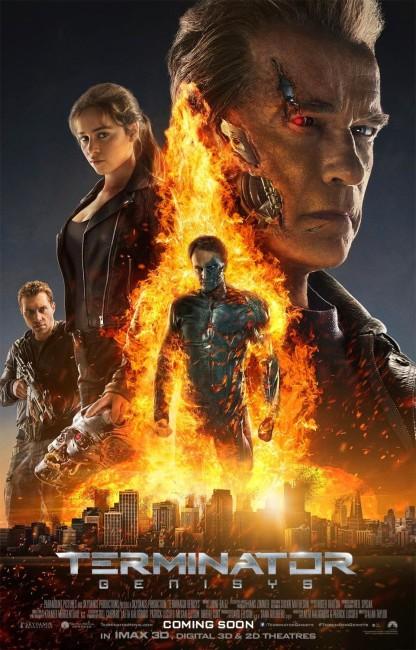 Terminator Genisys (2015) poster