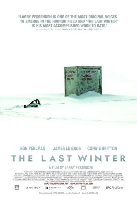 The Last Winter (2006) poster