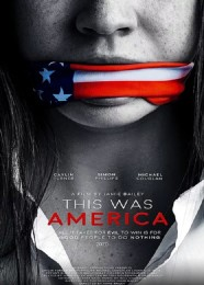 This Was America (2020) poster