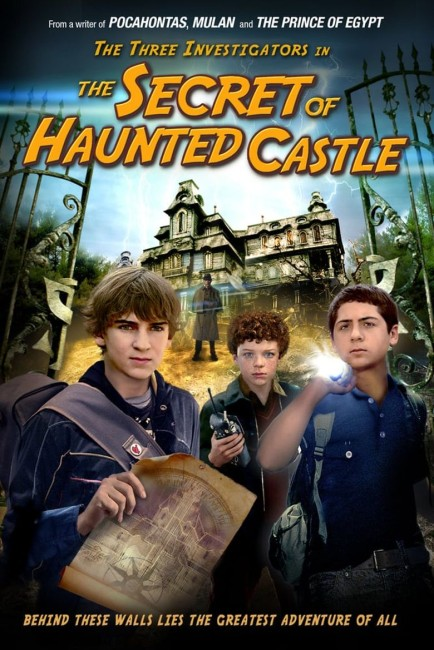 The Three Investigators in the Secret of Terror Castle (2009) poster