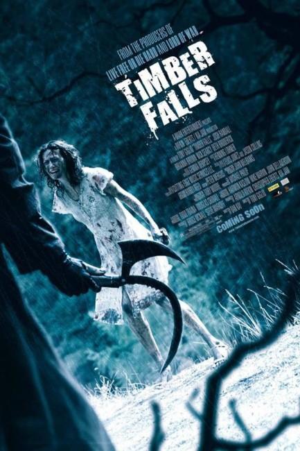 Timber Falls (2007) poster