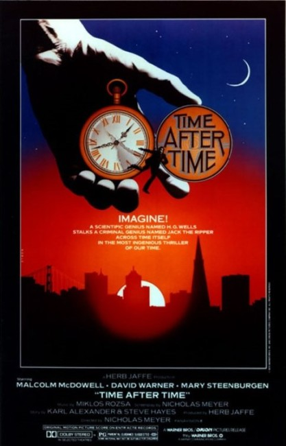 Time After Time (1979) poster