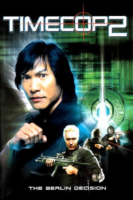 Timecop: The Berlin Decision (2003) poster
