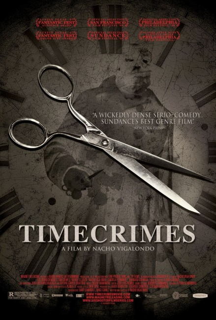 Timecrimes (2007) poster