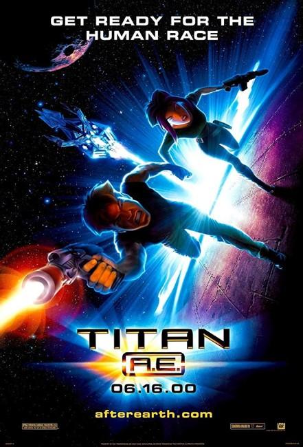 Titan A.E. (2000) poster