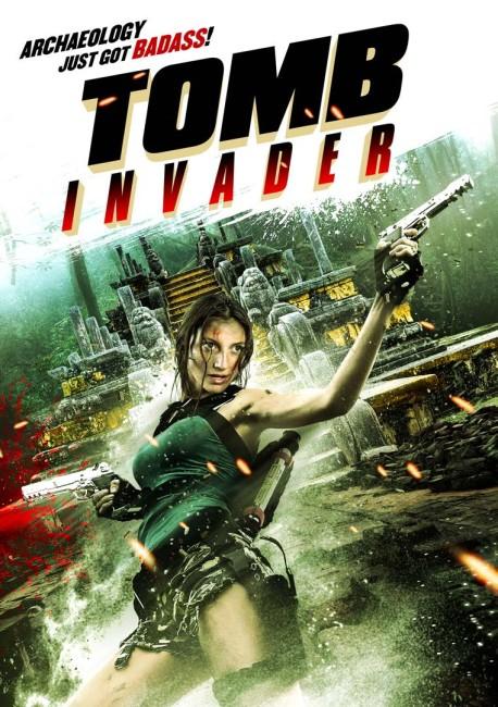 Tomb Invader (2018) poster