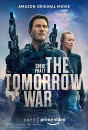 The Tomorrow War (2021) poster