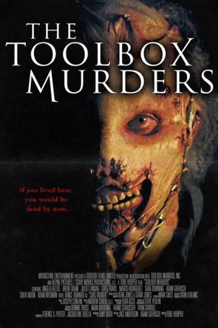 Toolbox Murders (2003) poster