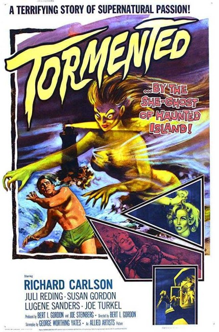 Tormented (1960) poster