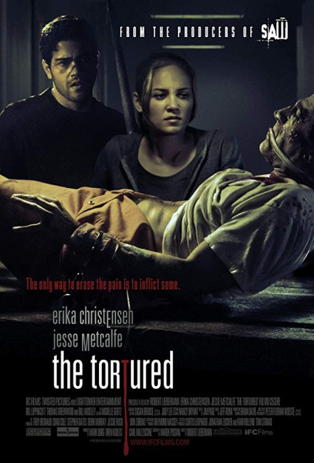 The Tortured (2010) poster