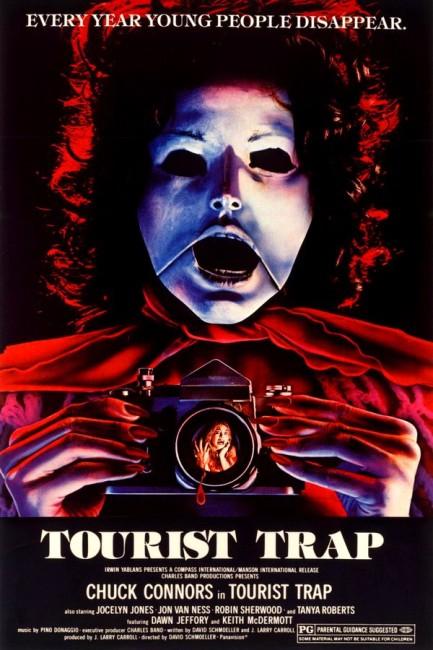 Tourist Trap (1979) poster