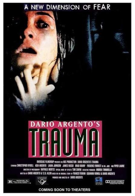 Trauma (1993) poster