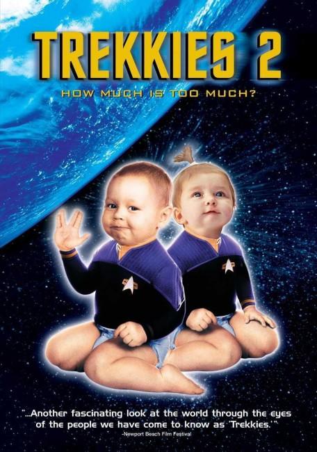 Trekkies 2 (2004) poster