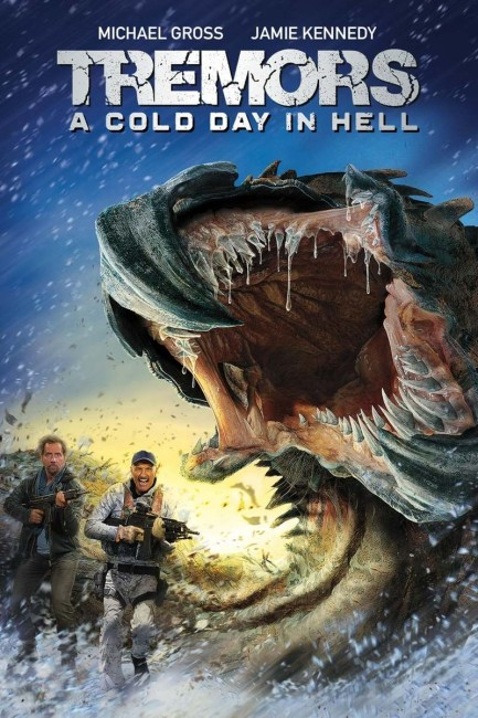 Tremors: A Cold in Hell (2018) poster