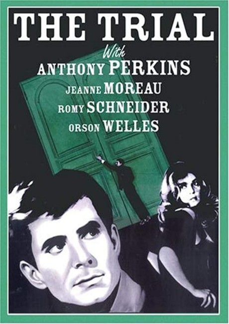 The Trial (1962) poster