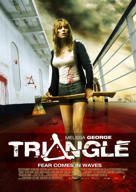 Triangle (2009) poster