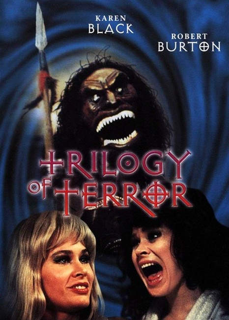 Trilogy of Terror (1975) poster