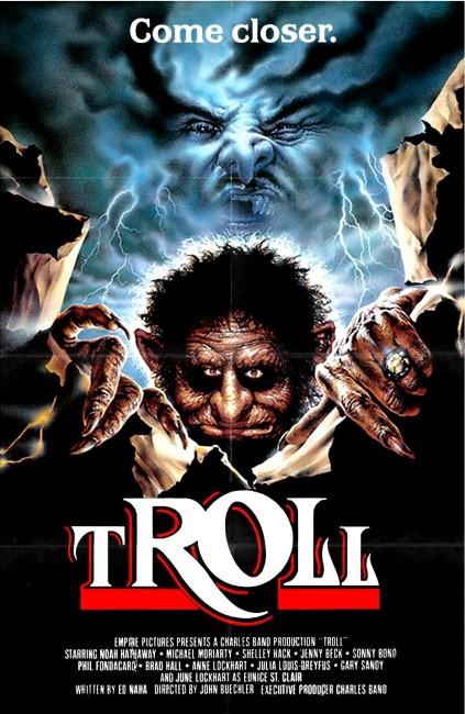 Troll (1986) poster