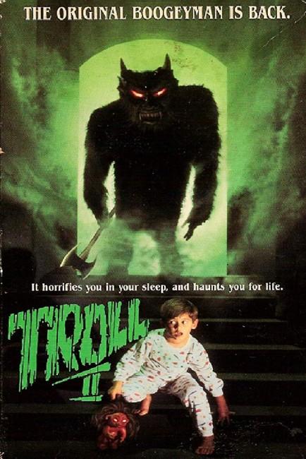 Troll 2 (1990) poster