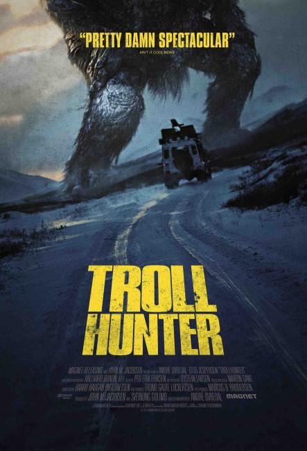 The Troll Hunter (2010) poster