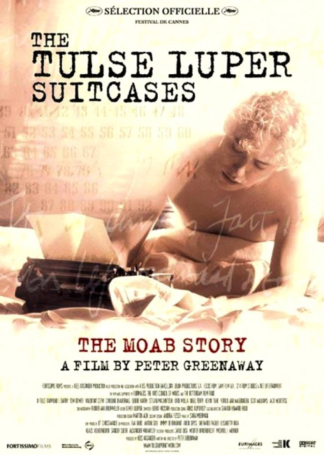 The Tulse Luper Suitcases The Moab Story (2003) poster