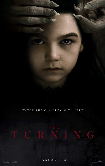 The Turning (2020) poster