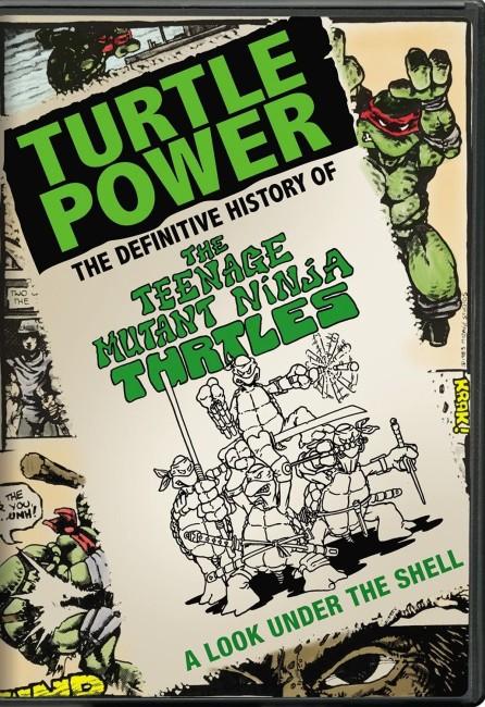 Turtle Powe: The Definitive History of the Teenage Mutant Ninja Turtles (2014) poster