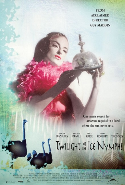 Twilight of the Ice Nymphs (1997) poster