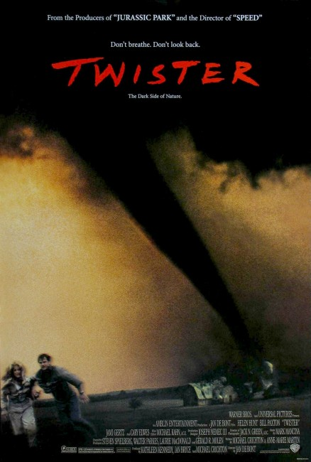 Twister (1996) poster