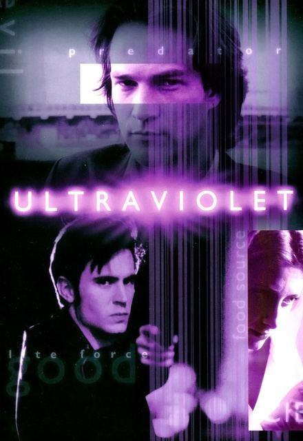 Ultraviolet (1998) poster