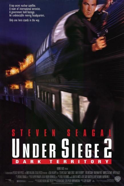Under Siege 2: Dark Territory (1995) poster