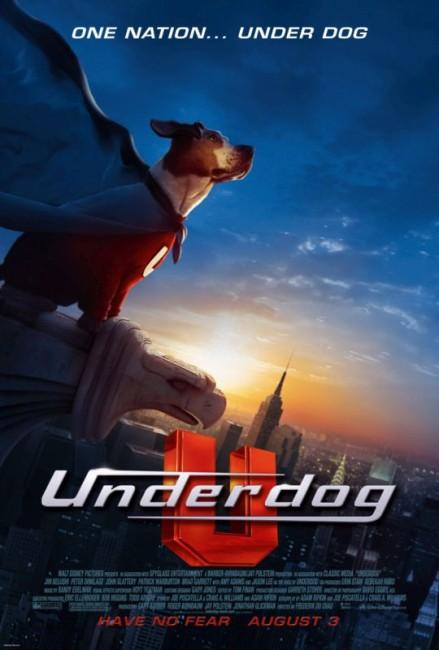 Underdog (2007) poster