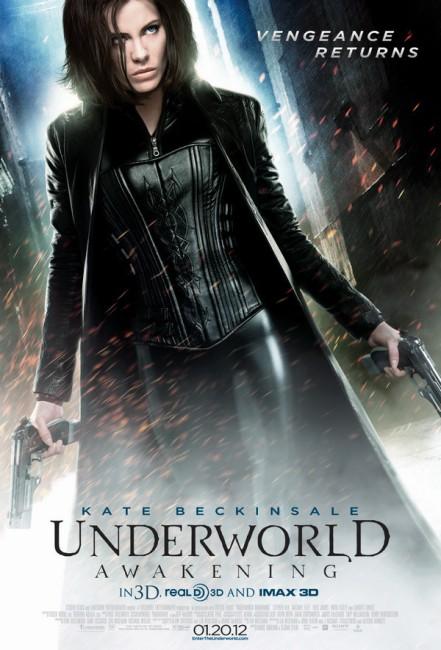 Underworld Awakening (2012) poster