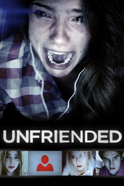 Unfriended (2014) poster