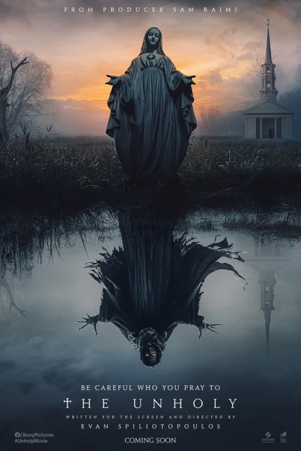 The Unholy (2021) poster