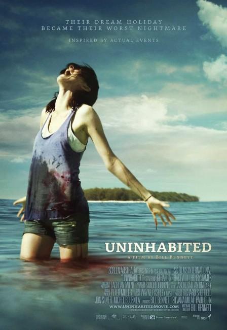 Uninhabited (2010) poster